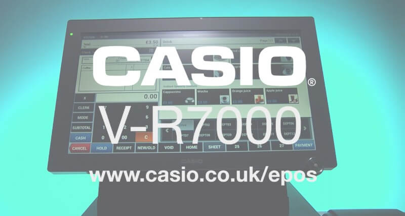 Casio - VR 1000 Overview
